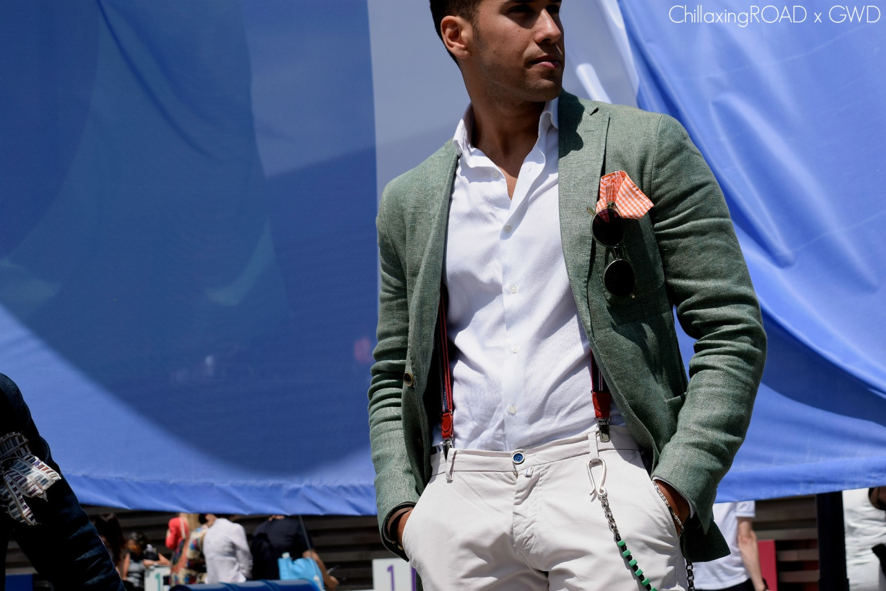 Pitti 90 PPL by Chillaxing Road- gentlemenesweardaily.com